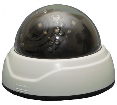 Купольная AHD видеокамера для помещений SC-H200V IR