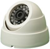 Купольная AHD видеокамера для помещений SC-H100F IR
