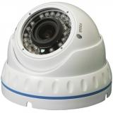 Уличная антивандальная AHD видеокамера  SC-H202V IR
